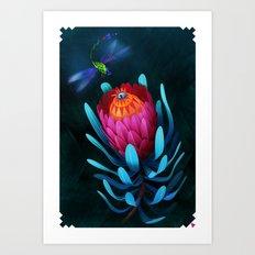 Botanica I Art Print