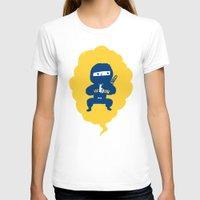 ninja T-shirts featuring Ninja by taichi_k