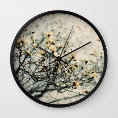 Honey Scented Breeze Wall Clock