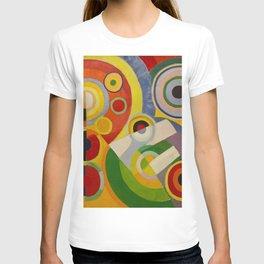 "Robert Delaunay ""Rythme, Joie de vivre"" T-shirt"