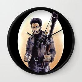 John Shaft (Are You Man Enough?) Wall Clock