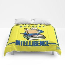 Intelligence S.P.E.C.I.A.L. Fallout 4 Comforters
