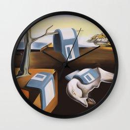 Persistence of 1.44 MB of Memory Wall Clock