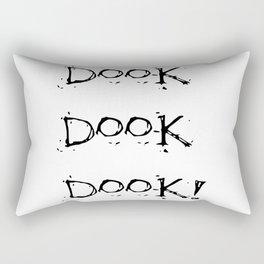 DOOK DOOK DOOK! Rectangular Pillow