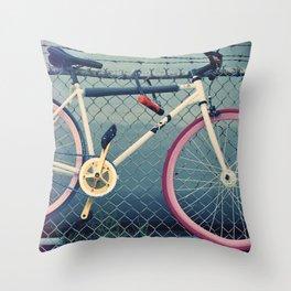 Stuck Throw Pillow