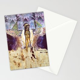 The Hanging of Mary Magdalene  Stationery Cards