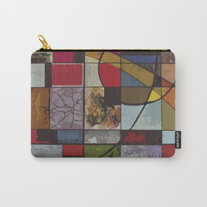 Circle of Colors Carry-All Pouch