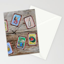 Loteria Stationery Cards
