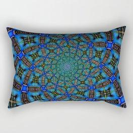Magic Carpet Ride Rectangular Pillow