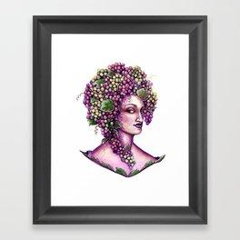 Sauvignon Framed Art Print