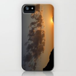 Sunset III iPhone Case