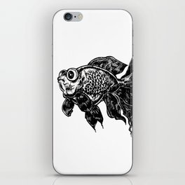 Blackmoor Wu iPhone Skin