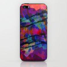 Pixel Splatter iPhone & iPod Skin