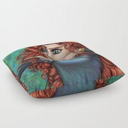 Brave Floor Pillow
