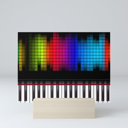 Piano Mini Art Print