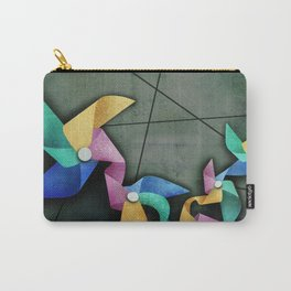 The Butterfly Effect Carry-All Pouch