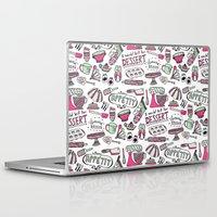 kitchen Laptop & iPad Skins featuring Kitchen by Beatriz Sanches