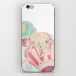 Up Up and Away Ride iPhone Skin