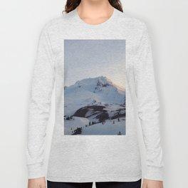Mt Hood Long Sleeve T-shirt