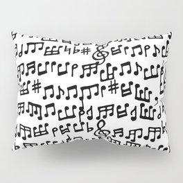 Take Notes Pillow Sham