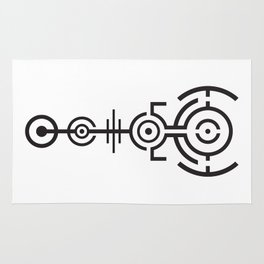 Crop Circle Rug