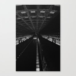 DC Metro VI Canvas Print