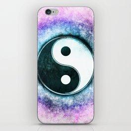Yin Yang - Blue Moon Corona iPhone Skin