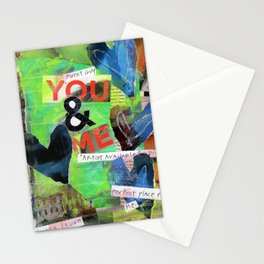 You & Me Stationery Cards