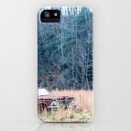 Left to Rust iPhone Case