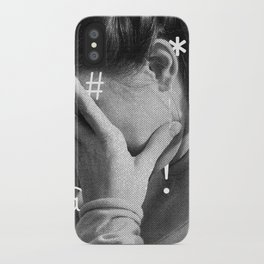 Expletive iPhone Case