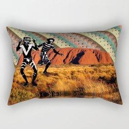 Australia Day. Rectangular Pillow