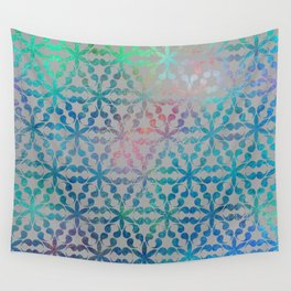 Flower of Life Variation - pattern 3 Wall Tapestry