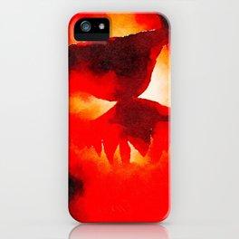 Halloween Smile iPhone Case
