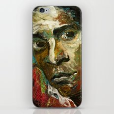 Jean-Michel Basquiat 2 iPhone & iPod Skin