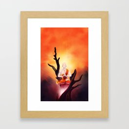 Transcend Framed Art Print