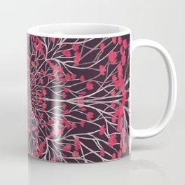 Dogwood Pattern Coffee Mug
