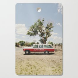 The El Cosmico Cutting Board