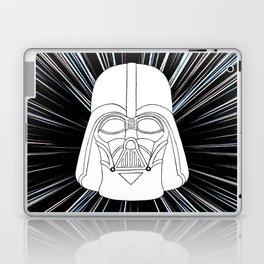 Vader in Hyperspace Laptop & iPad Skin