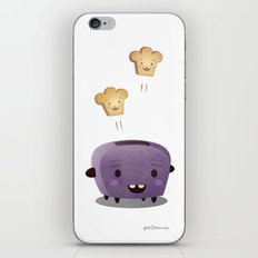 Tutsi iPhone Skin