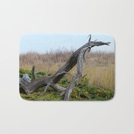 Coastal Driftwood Bath Mat