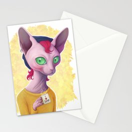 I heart Catnip Stationery Cards