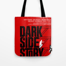 Dark Side Story Tote Bag