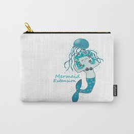Mermaid Extension Carry-All Pouch
