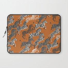 Zebra Race Laptop Sleeve