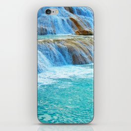 Aguazul iPhone Skin
