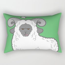 I Dream of Meat Rectangular Pillow
