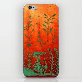 Cretan Griffin iPhone Skin