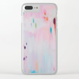 Exponent of Breath Clear iPhone Case