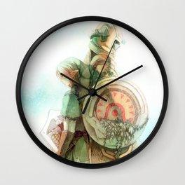 Zelda: Lineage Wall Clock