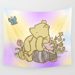 Classic Pooh Wall Tapestry